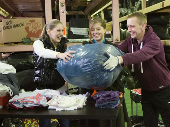 Центр сортировки имущественных пожертвований откроют в Костроме
