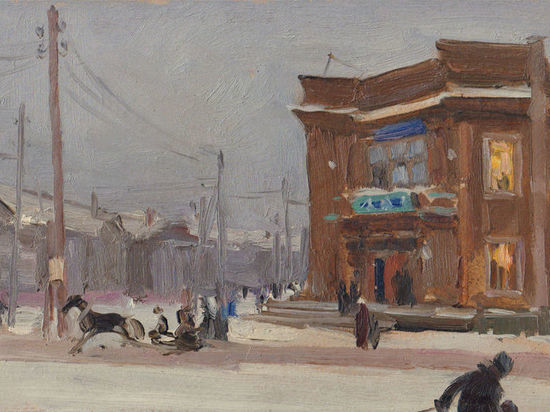 Специалисты московского аукциона оконфузились с картинами северодвинского художника