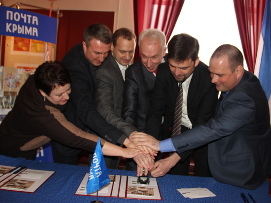 В Феодосии отметили 100-летний юбилей газеты «Победа»