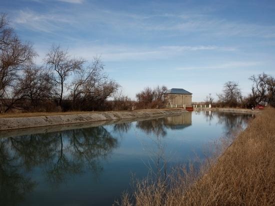 Каскад Кубанских ГЭС на Ставрополье готовится к паводкам
