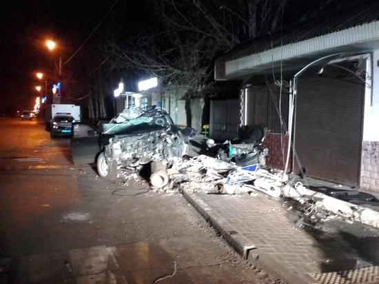 В двух страшных ДТП в Крыму погиб один человек и трое пострадали