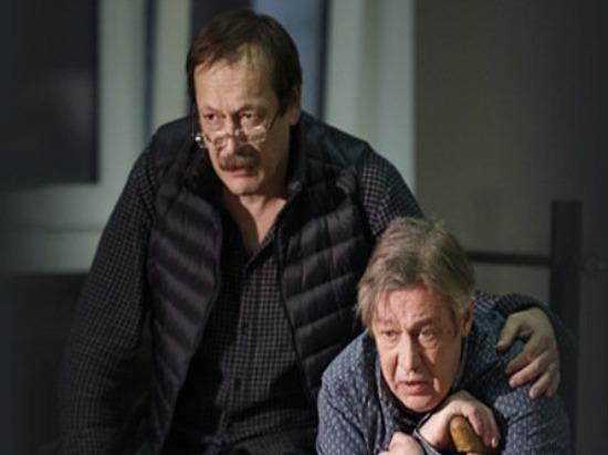 Актер Михаил Ефремов играл спектакль в Самаре пьяным и послал самарцев матом