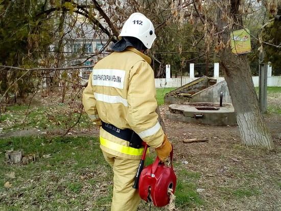 В крымском селе мужчина пострадал от падения в 10-метровый колодец