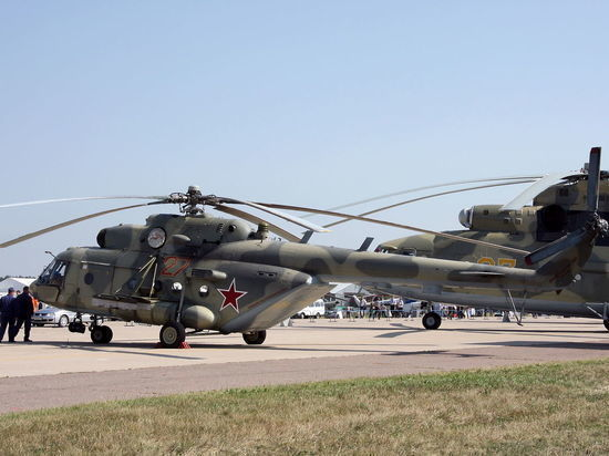 Выпускник Сызранского вертолетного училища погиб при крушении Ми-8 в Чечне