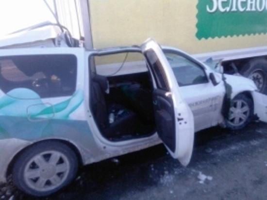 В Татарстане на трассе М-7 произошла смертельная авария