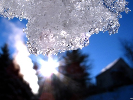 В воскресенье в Архангельской области заметно потеплеет