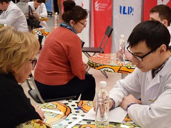 В Казани прошла акция по ранней диагностике рака груди, в которой приняли участие 546 женщин
