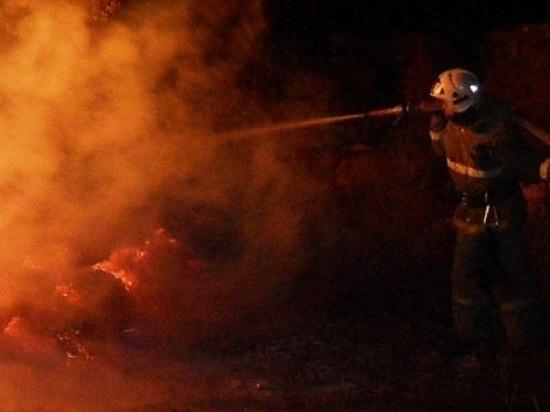 «Невосполнимая утрата»: сегодня ночью Архангельск потерял в огне три «ПАЗика»