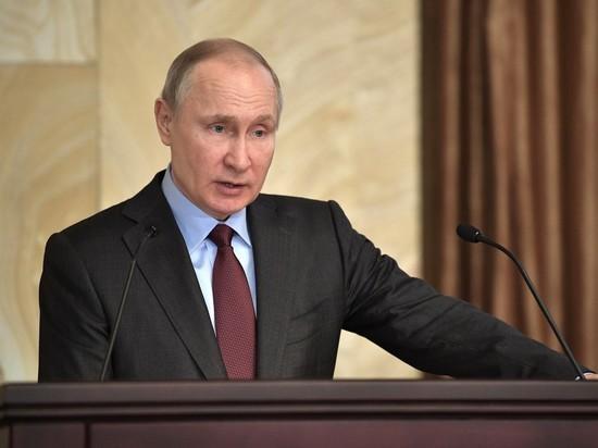 Путин рассказал о намерении сбить самолет в день открытия сочинской Олимпиады-2014