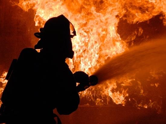 В Оренбурге в доме на Набережной сгорела женщина
