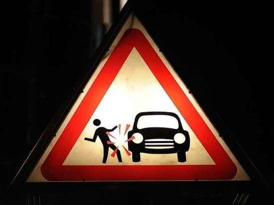 Липецкая полиция ищет свидетелей наезда на пешехода