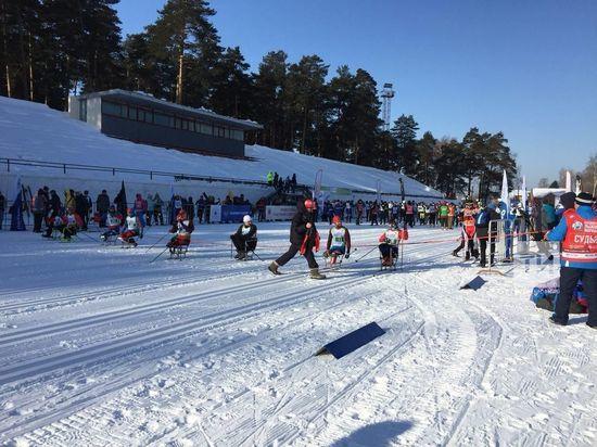 В Казани прошел лыжный марафон