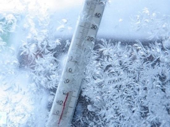 В Татарстан придут ночные морозы