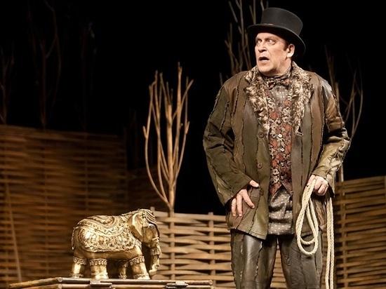 В Качаловском театре пройдет юбилейный показ спектакля «Золотой слон»