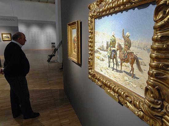 На выставке Верещагина в Третьяковке гадают, был ли художник разведчиком