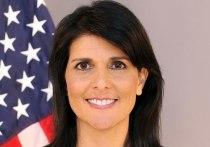 В очередной раз постпред США при ООН Никки Хейли пригрозила, что американские военные нанесут по Сирии удар, если не прекратятся бои под Дамаском
