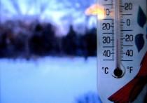 Весна нам только снится: в Москву придут 20-градусные морозы