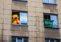 В Петербурге задерживают участников митинга, который прошел еще месяц назад
