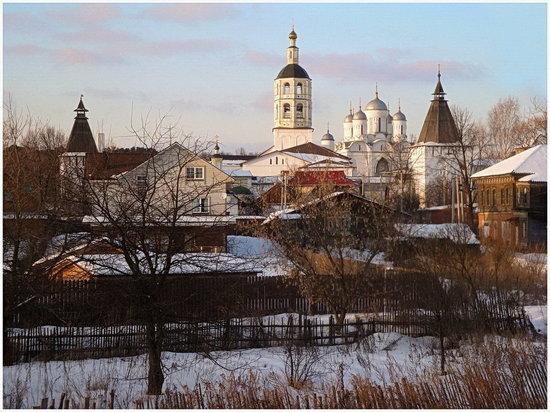 Из калужского монастыря похищено две иконы стоимостью 1,2 млн рублей