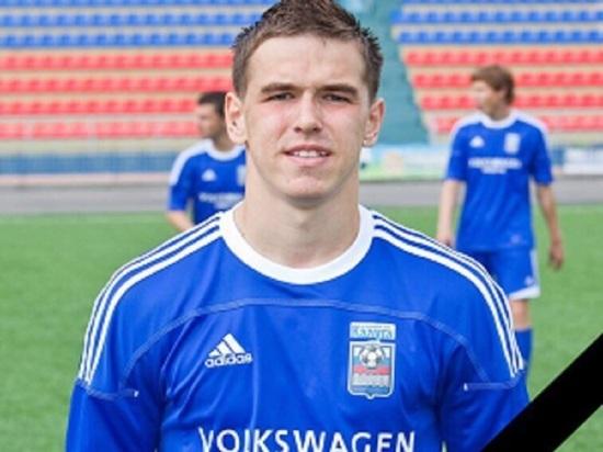 Калужский футболист погиб в ДТП в Китае