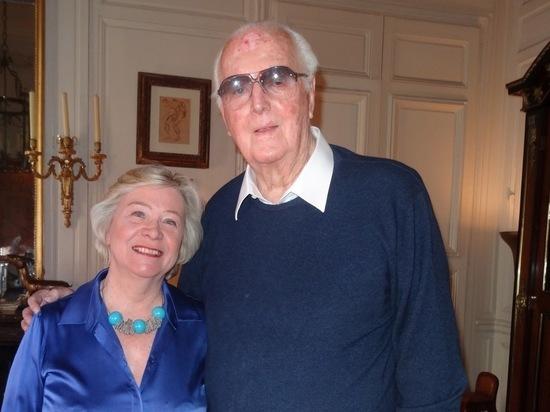 Скончался основатель французского модного дома Юбер де Живанши
