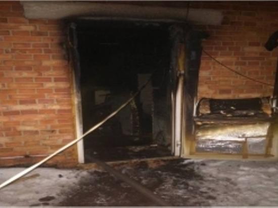 Под Тверью пожар на предприятии унёс жизнь работника