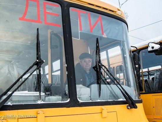 ГАИ будет проверять школьные карельские автобусы и их водителей