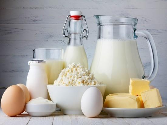 Жители Тверской области не увидят на прилавках некоторую белорусскую молочку