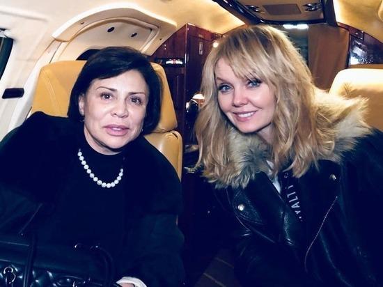 Певица Валерия выразила свой восторг от поездки в Устьяны