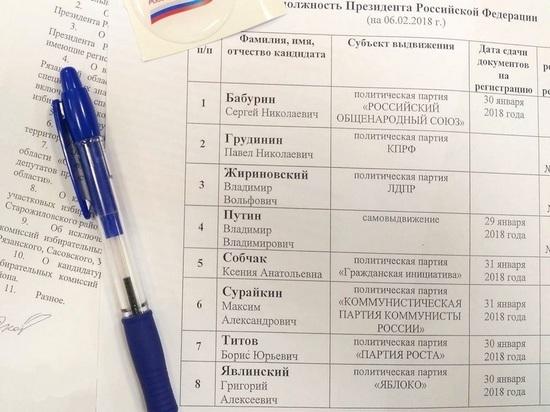 Архангельский избирком получил оставшиеся две трети бюллетеней для голосования