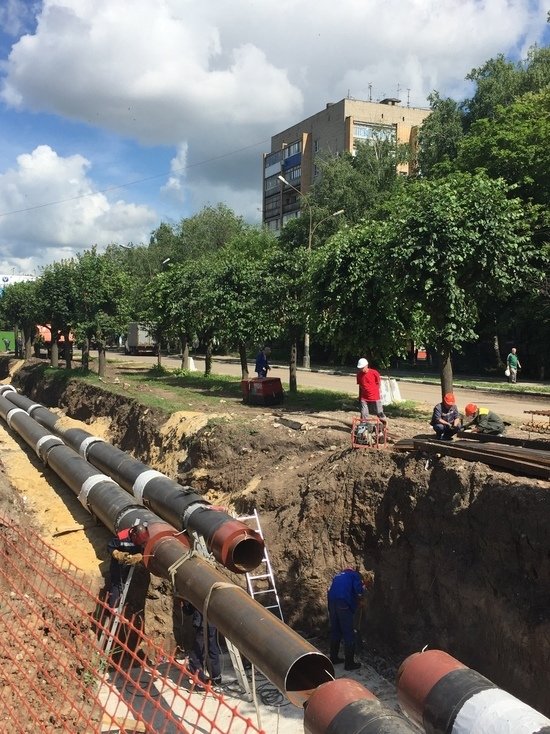 На модернизацию тепловых сетей в Тамбове направят более 250 млн рублей
