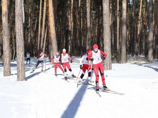 В Котовске состоялся традиционный лыжный марафон