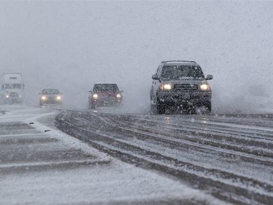 Костромичей предупредили о плохой видимости на дорогах