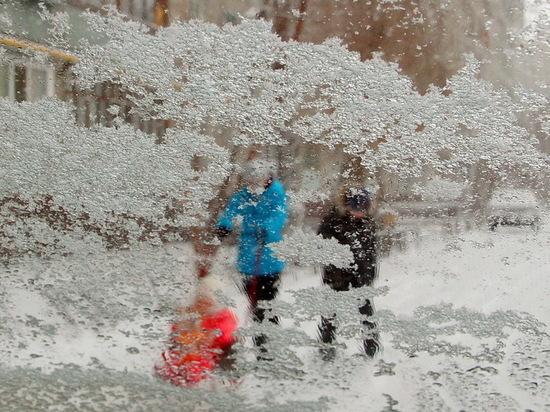 Во вторник температура в Архангельской области перепрыгнет нулевой барьер