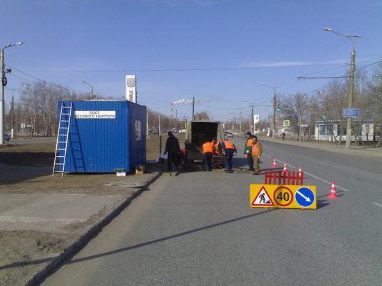 С 19 марта дороги Чебоксар закроют для большегрузов