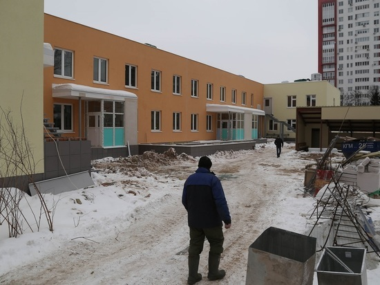 Детсад в жилом комплексе «Зенит» откроется к сентябрю