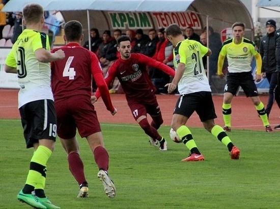Футбол в Крыму: анонс матчей 17-го тура чемпионата Премьер-лиги КФС