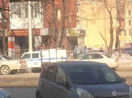 Грабители напали на микрофинансовую организацию в Кемерове