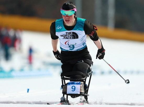 Уроженка Нижнекамска Марта Зайнуллина завоевала серебро Паралимпиады в Пхенчхане