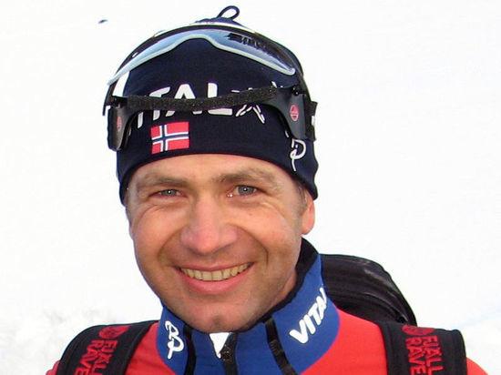 Бьорндален отказался выступить на Олимпиаде за Белоруссию, несмотря на разрешение МОК
