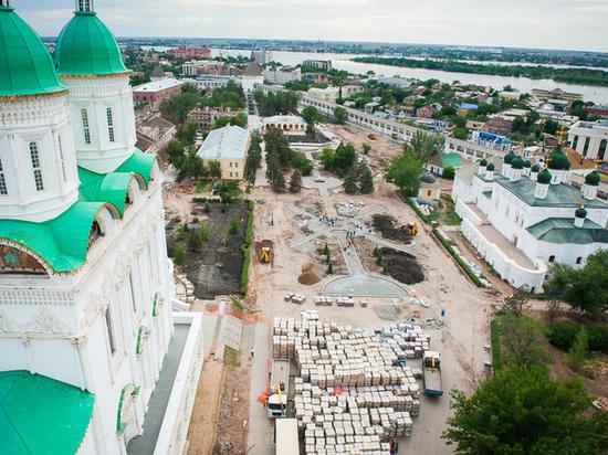 Астраханская область уточнила границы с регионами-соседями
