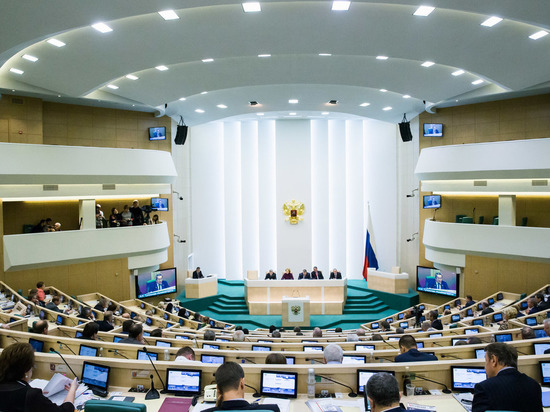 В верхней палате российского парламента уверены, что действия США являются продолжением их «политики постоянного нажима при теряющемся однополярном мире»