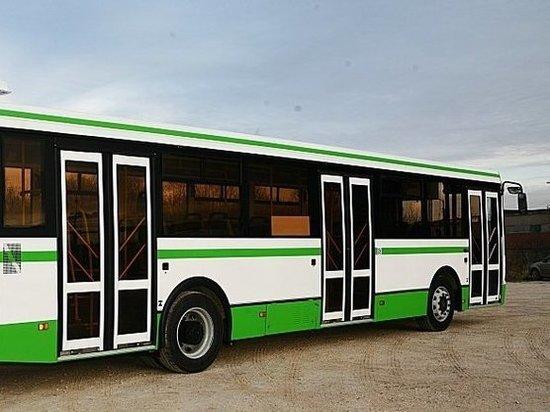 В центре Оренбурга автобус 21 маршрута вновь стал участником ДТП