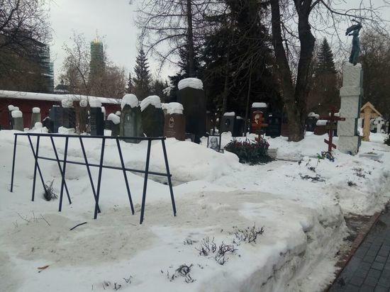 Табакова похоронят рядом с Броневым и Зельдиным