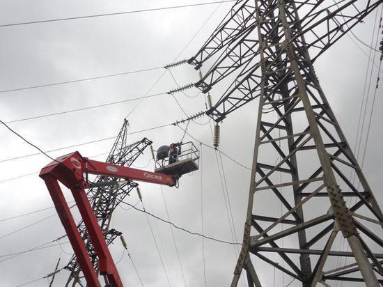 МРCК Центра и Приволжья в 2017 году дополнительно направила на повышение надежности районных электросетей в Калужской области более 826 млн рублей