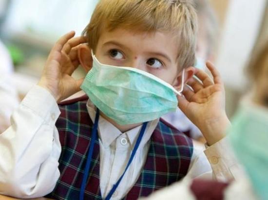 В Тамбовской области за неделю свиным гриппом заболели 15 детей