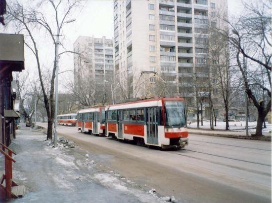 В Самаре временно ограничат движение трамваев по ул. Ташкентской