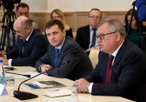 Руководство ВТБ высоко оценивает работу правительства Тверской области