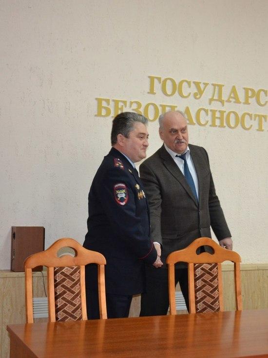 В УГИБДД по Тамбовской области назначен новый заместитель