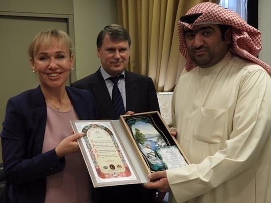 В Кувейте оценили идею «умного города» в рамках заявки Екатеринбурга на ЭКСПО-2025